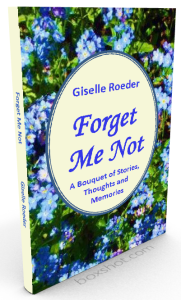 Forget Me Not 3D image (2)