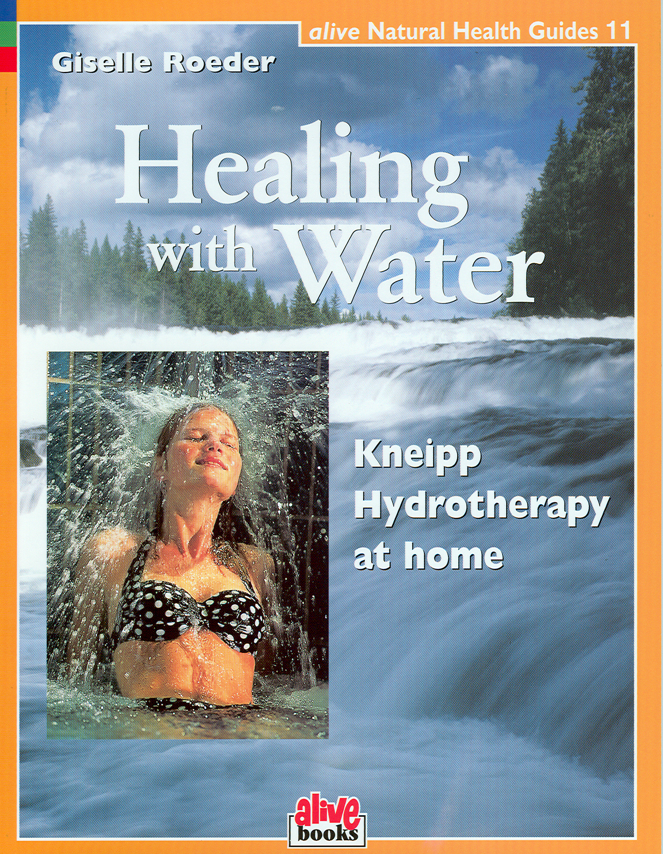 Healing with Water | Giselle Roeder