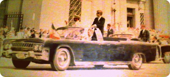 J F K with Haile Selassie in Washington DC, 1st Oct, 1963