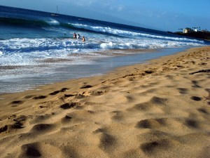 Ka'anapali - one of the 10 most beautiful Hawaiian beaches